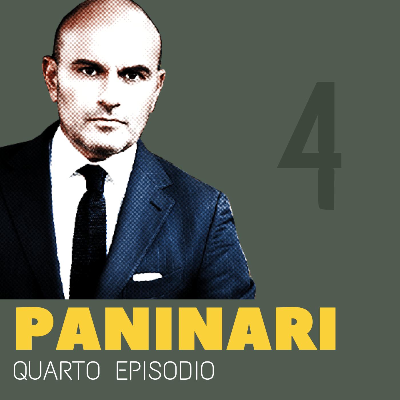 Paninari podcast Quarto Episodio