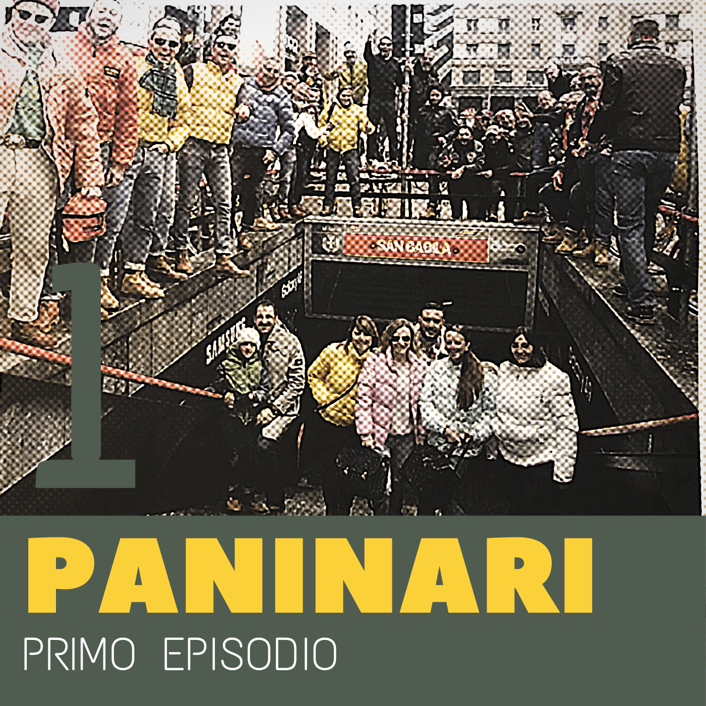 Paninari Podcast episodio 1
